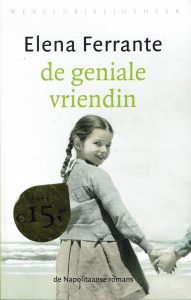 De geniale vriendin - Elena Ferrante-9789028425088