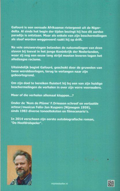 F. Driessen -Gafouré, De zang van de Zwarte Engel-9789463184281