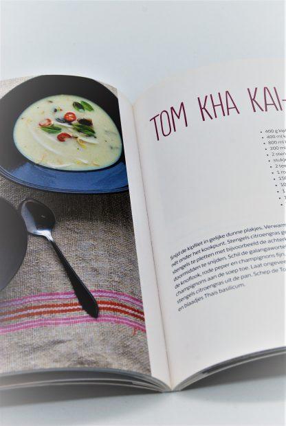 Feelgood Food, kookboek met heerlijke recepten met foto