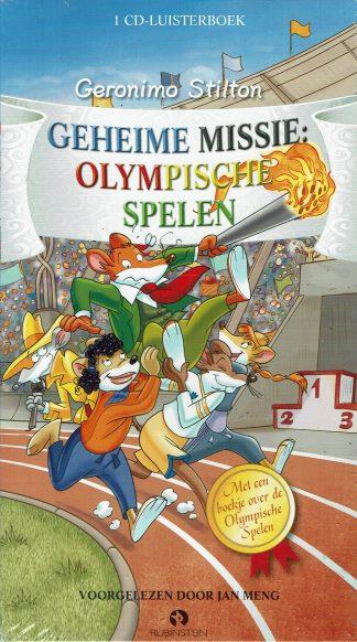 Geheime missie Olympische spelen - Geronimo Stilton-9789047612575
