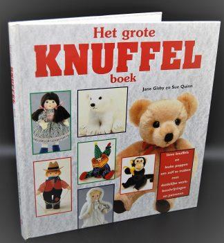 Het grote knuffelboek-Jane Gisby en Sue Quinn-9789041003652