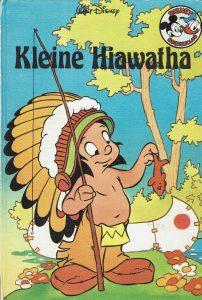 Kleine Hiawatha-1980-1e druk-disney boekenclub