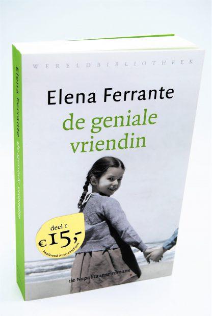 Napolitaanse roman 1-De geniale vriendin-Elena Ferrrante