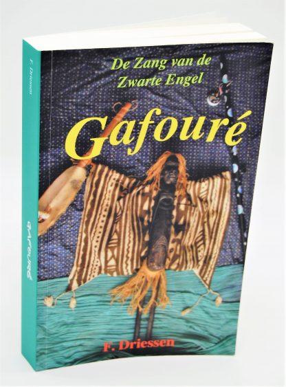 Oeroude Afrikaanse riviergeest Gafouré-De zang van de zwarte engel