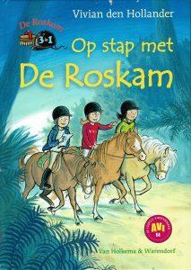 Op stap met De Roskam - Vivian den Hollander-tweedehands kinderboek