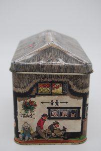 Oud blik pub jolly cobbler The Silver Crane Company