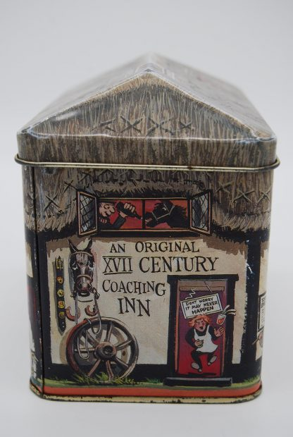 The Silver Crane Company - Verzamel blik pub jolly cobbler