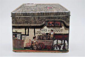 The Silver Crane Company - blik pub jolly cobbler bier leveren