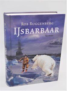 Tweedehads jeugdboek-Ijsbarbaar-Rob Ruggenberg