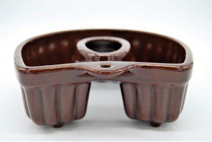 West Germany Keramiek- Hoefijzer bakvorm,puddingvorm, nr 959-17