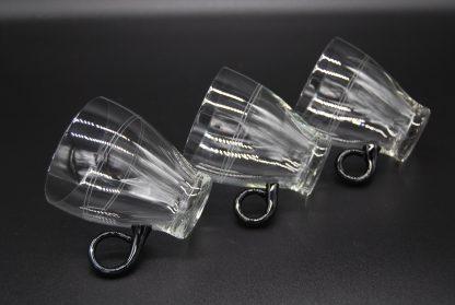 mooie dunne theeglazen-volledig glas