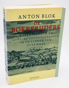 Anton Blok - De Bokkerijders