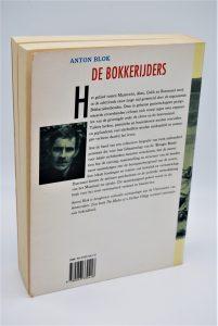 De Bokkerijders-Anton Blok-tweedehands boek