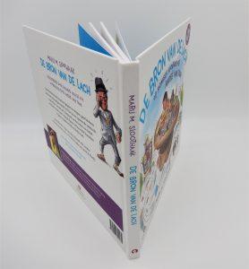 De bron van de lach-Komisch kinderboek met cd-9789047622031