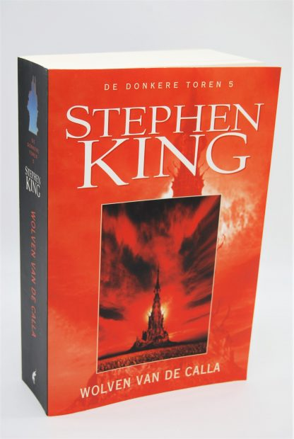 De donkere toren 5-Wolven van de Calla-Stephen King