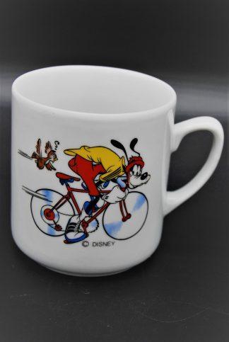 Disney beker-Goofy op de racefiets-FP Zajecar