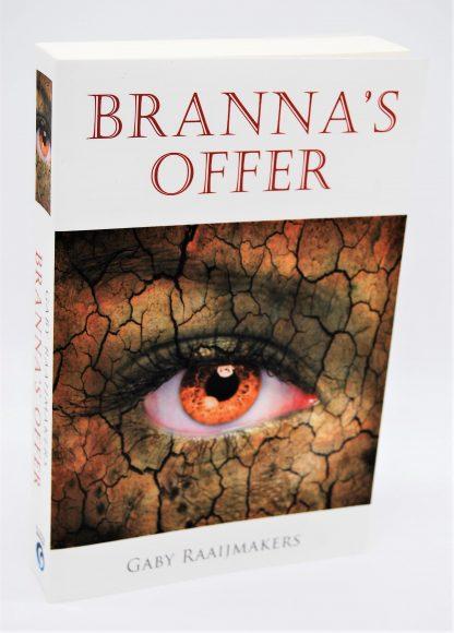 Gaby Raaijmakers-Branna's Offer-Fantasy boek