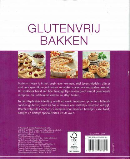 Glutenvrij bakken-meer dan 75 recepten