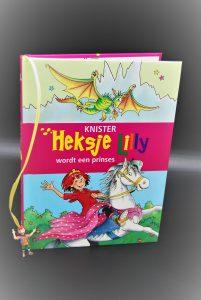 Heksje Lilly wordt een prinses - Knister - 9789020683219