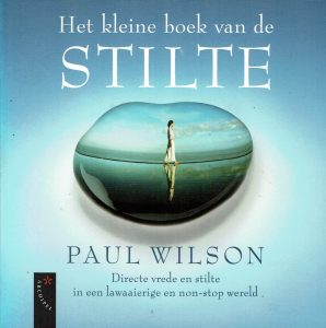 Het kleine boek van de stilte - Paul Wilson