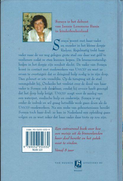 Jannie Lemmens Banis- Soraya, verstekelinge van het geluk-9789056950330