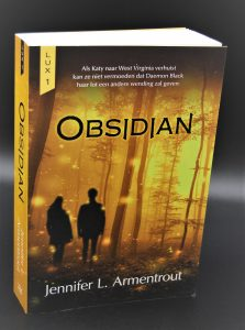 Jennifer Armentrout-Lux 1 Obsidian