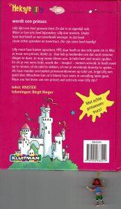 Kluitman - Knister - Heksje Lilly wordt een prinses-9789020683219