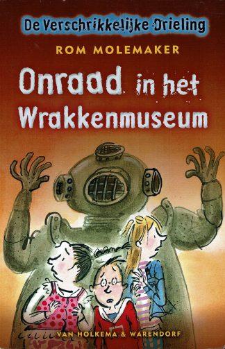 Onraad in het wrakkenmuseum - Rom Molemaker-9789000306268