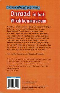 Rom Molemaker -Onraad in het wrakkenmuseum-De verschrikkelijke drieling