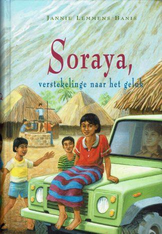 Soraya, verstekelinge van het geluk - Jannie Lemmens Banis-9789056950330