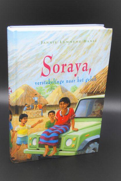 Soraya, verstekelinge van het geluk- prachtig kinderboek-Jannie Lemmens Banis