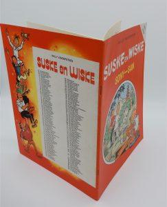 Suske en Wiske, Sony-San, Info strip 1986