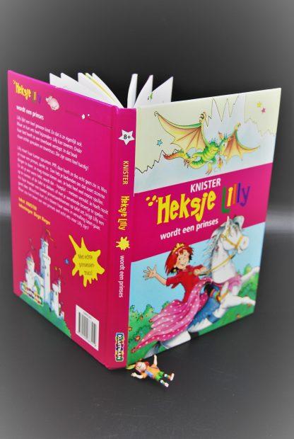 Tweedehands kinderboek 7-9 jaar-Heksje Lilly wordt een prinses