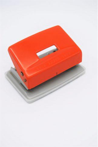 Vintage perforator Leitz 5028 oranje