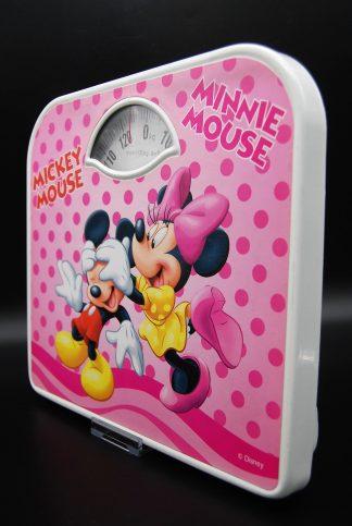 Weegschaal Mickey en Minnie Mouse