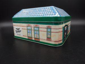 Wieger Ketellapper kruidkoek blik Fries huis