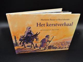 Het kerstverhaal-Marianne Busser en Ron Schroder-9789026990311