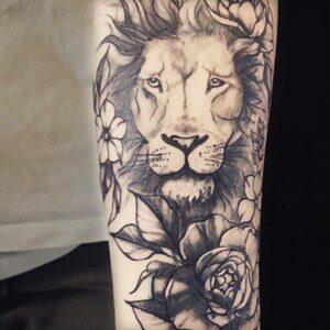 Coverup tatoeage
