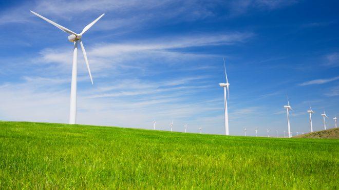 Vindenergi er GRØN energi