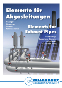 Elements-for-exhaust-pips