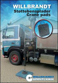 Crane-pads