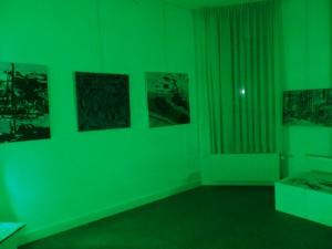 Feest van het licht Green