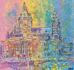 Nicolaaskerk cs Amsterdam #4418