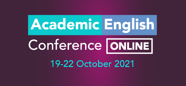 """Featured image for """"Academic English Conference 2021"""""""