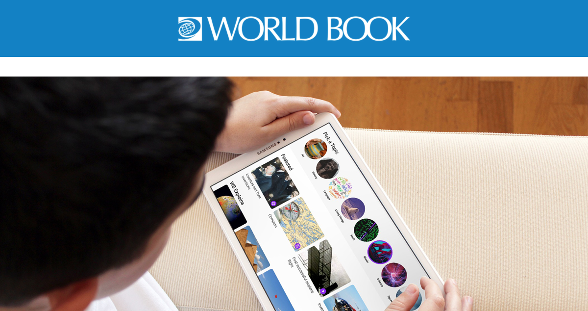 """Featured image for """"Brand-New Discover by World Book"""""""
