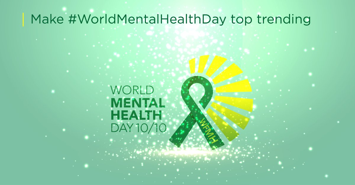 """Featured image for """"World Mental Health Day resources"""""""