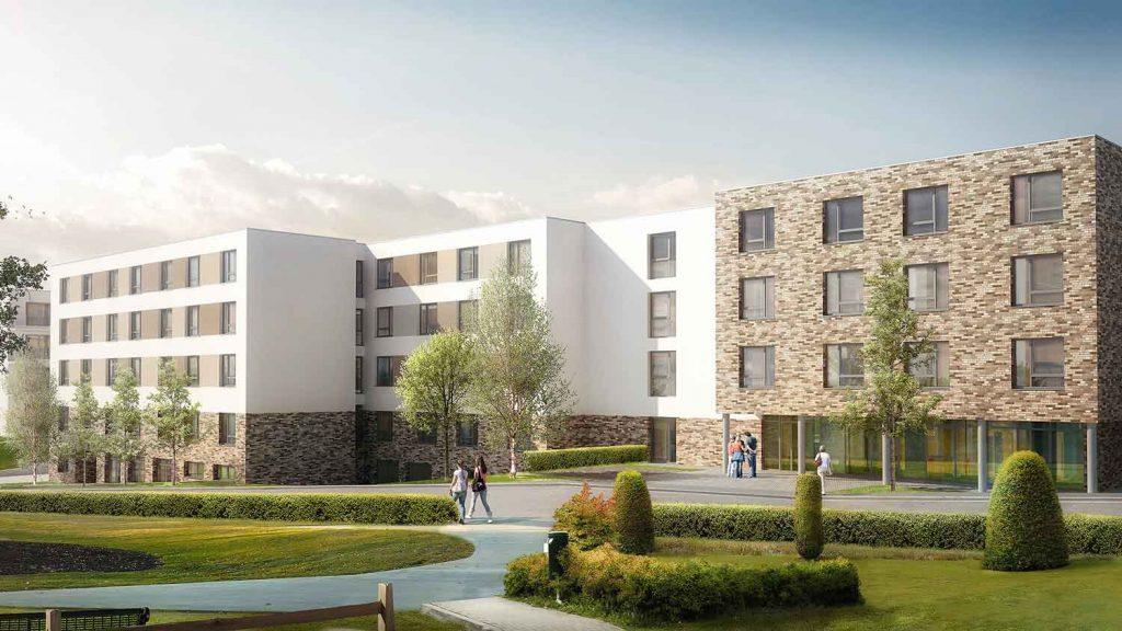 Pflegeimmobilie Alfeld 1