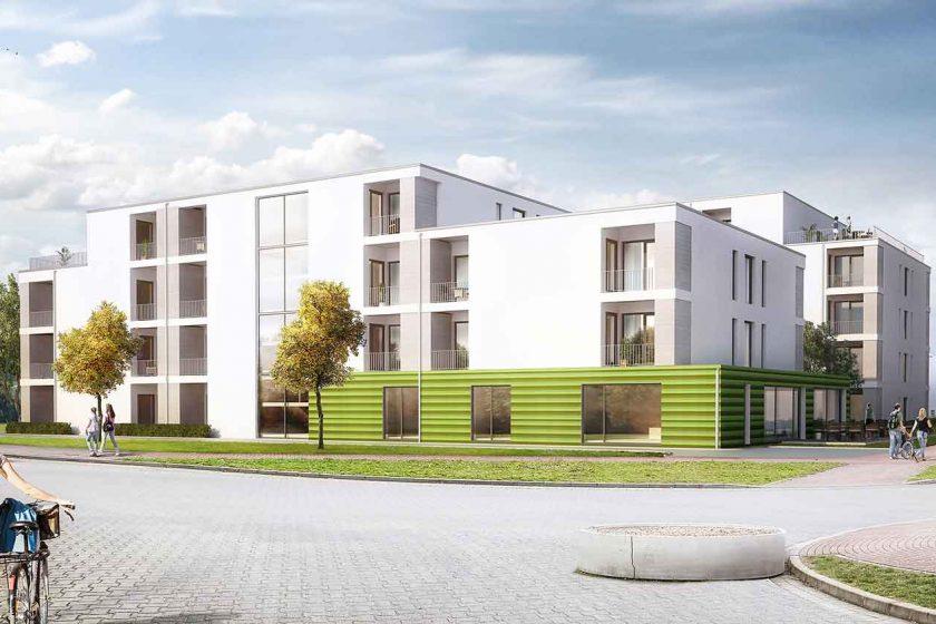 Pflegeimmobilie Weyhausen 2