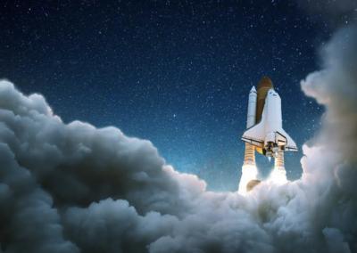 Opinie: De nieuwe space race