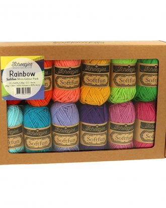 scheepjes colour pack rainbow